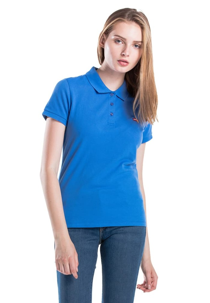 Levi's slim polo nebulas blue 52599-0008 size-m