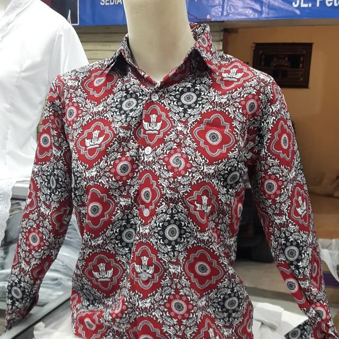 99 Foto Baju Batik Sd Kekinian