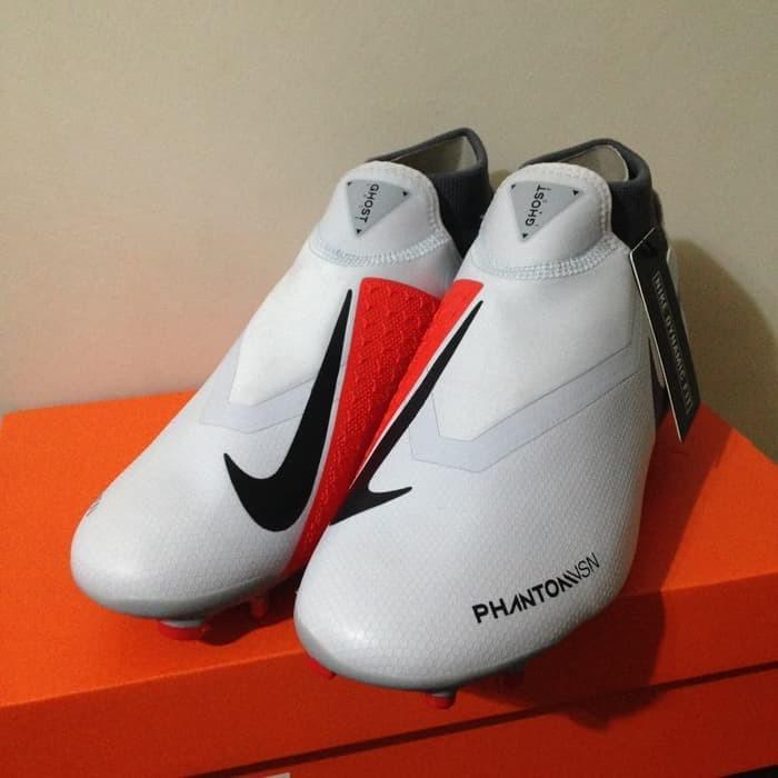 Sepatu Bola Nike Phantom Vsn Academy Df Mg Pure Ao3258 060 Original ... 06d1b4179c
