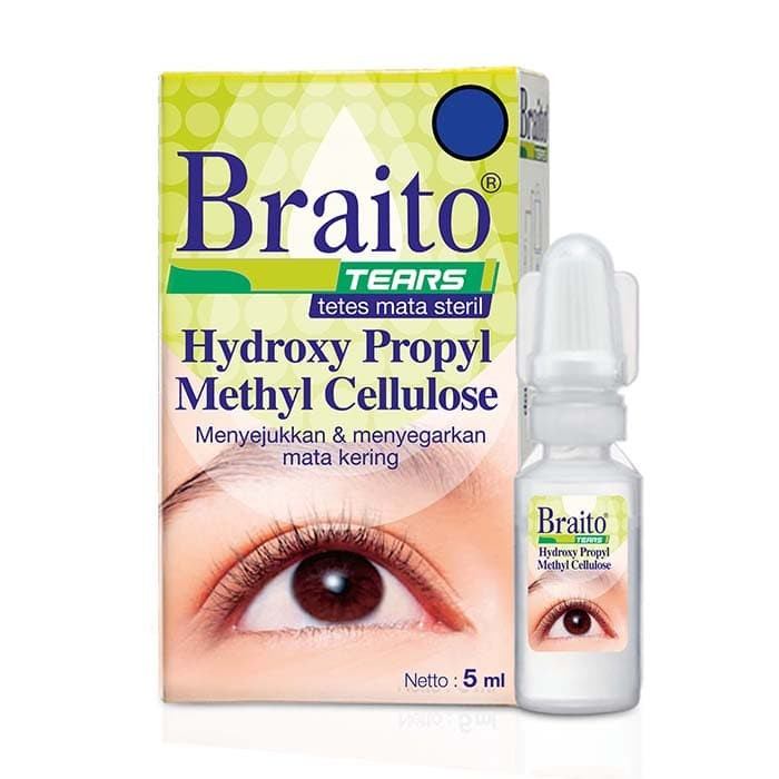harga Braito tears tetes mata doos 5ml atasi mata kering Tokopedia.com
