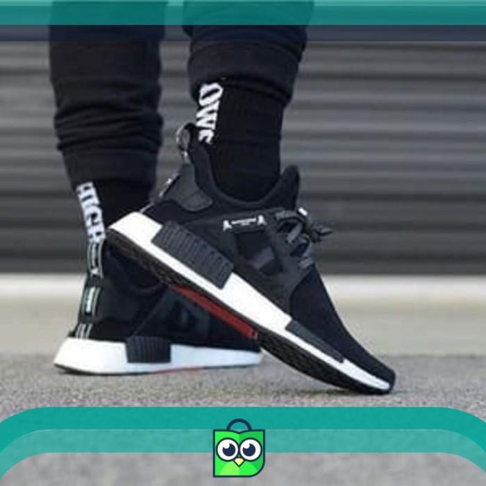 HOT PROMO Adidas Nmd Runner Mastermind Premium Original( Sepatu Fitness Cowo