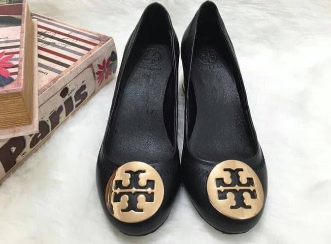 41a5d0e3f78b Jual Tory Burch Amy Pump Shoes...Heels 5Cm - Lyion Store
