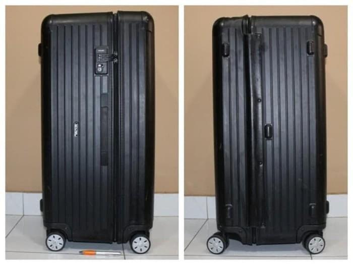 Tas travel koper RIMOWA Second original asli made in CZ Berkualitas