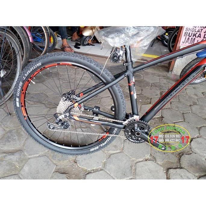 STOK TERBATAS CUCI GUDANG Sepeda Mtb 27.5 Inch Polygon Xtrada 6.0