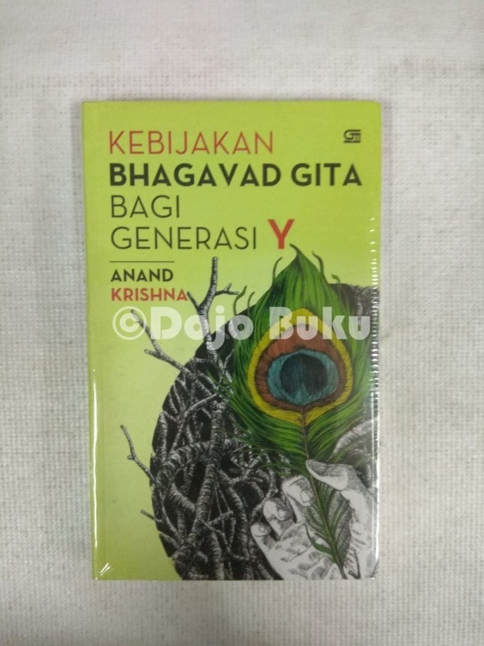 harga Kebijakan bhagavad gita untuk generasi y oleh anand krishna Tokopedia.com