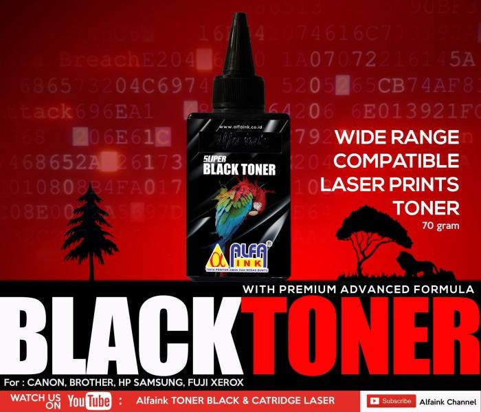 Foto Produk Black Toner 70g dari ALFAINK