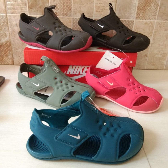 Jual Sandal Sepatu Anak - Nike Kids Sunray Protect 2   Sepatu Nike ... 5ebd59f7d3