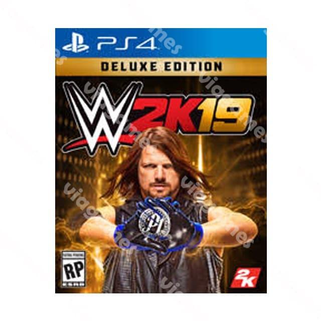 Ps4 Wwe 2k19 Deluxe Edition - Reg 3 - Blanja.com