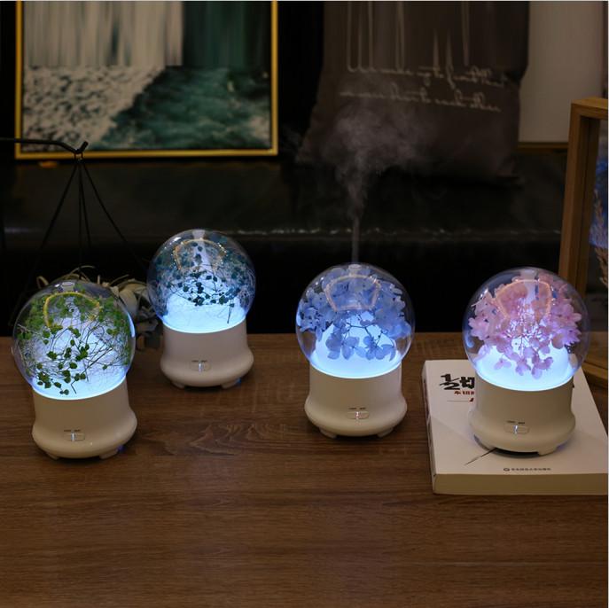Foto Produk Aroma Diffuser / Alat Pengharum Ruangan - 100Ml (flower) dari tokolingli