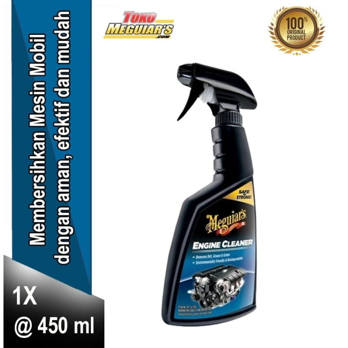 harga Meguiars - meguiar's engine clean spray - pembersih mesin mobil Tokopedia.com