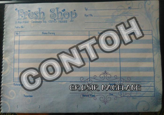 Jual Laporan Pembuatan Nota Toko Kami Tanpa Cap Dan Kwitansi Kuitansi Kota Magelang Grosirmagelang Tokopedia