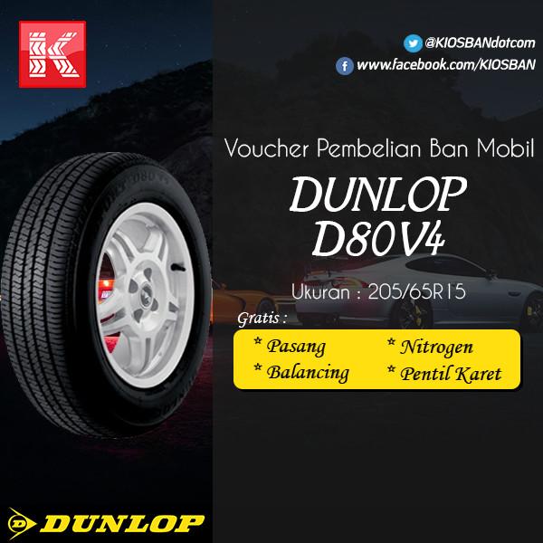Katalog Ban Mobil Dunlop Travelbon.com