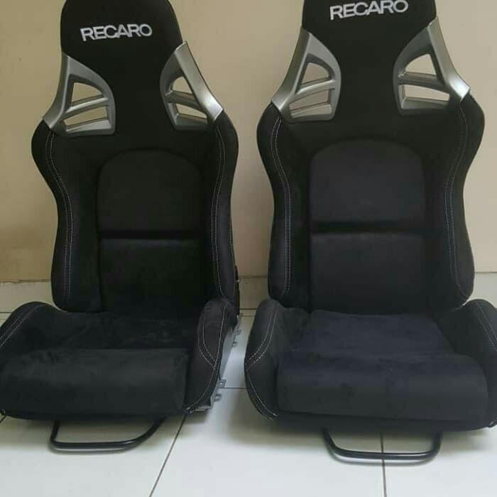 Recaro Racing Car Seat >> Jual Jok Racing Jok Mobil Racing Seat Recaro Porsche Black Carbon Black Jakarta Pusat Konsep Usdm Tokopedia