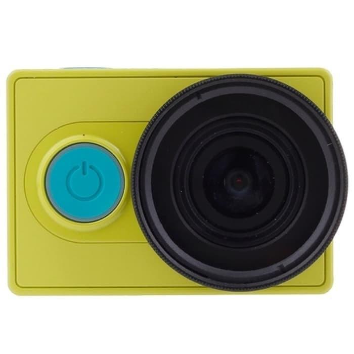 Foto Produk UV Filter Lens 37mm with Cap for Xiaomi Yi dari Brotherparfume