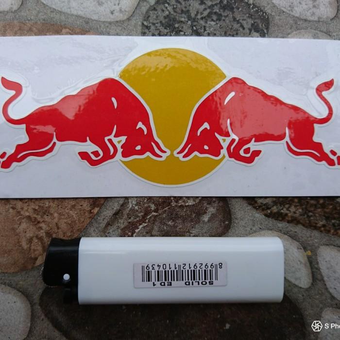 Foto Produk Sticker RedBull | Red Bull dari Astagfire
