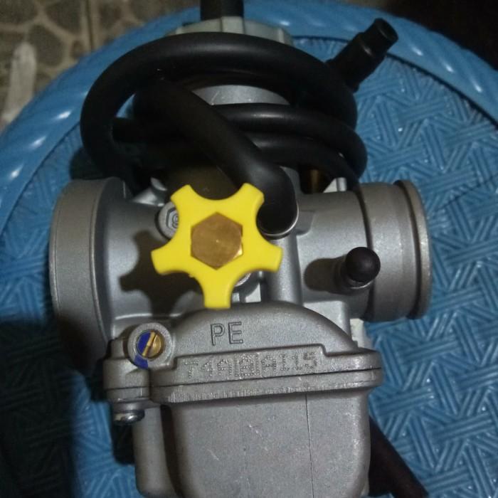 Jual Karburator Pe 28 Kode A115 Premium Class Hard Crome Stelan Langsam Kab Malang 666speedshop Tokopedia
