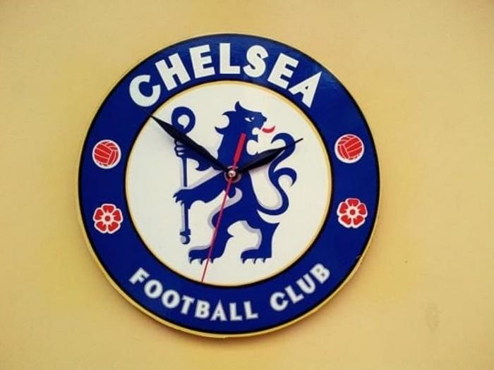Jual BARU Jam Dinding - Chelsea - Jam Bola - Murah Jam Dinding ... c31699abf3