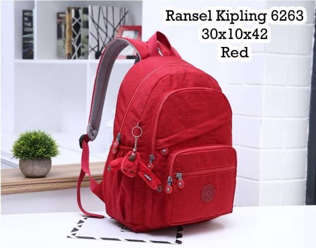 Jual TAS WANITA IMPORT RANSEL KIPLING MURAH M4388   6263 Semipremium ... 6a147cef93