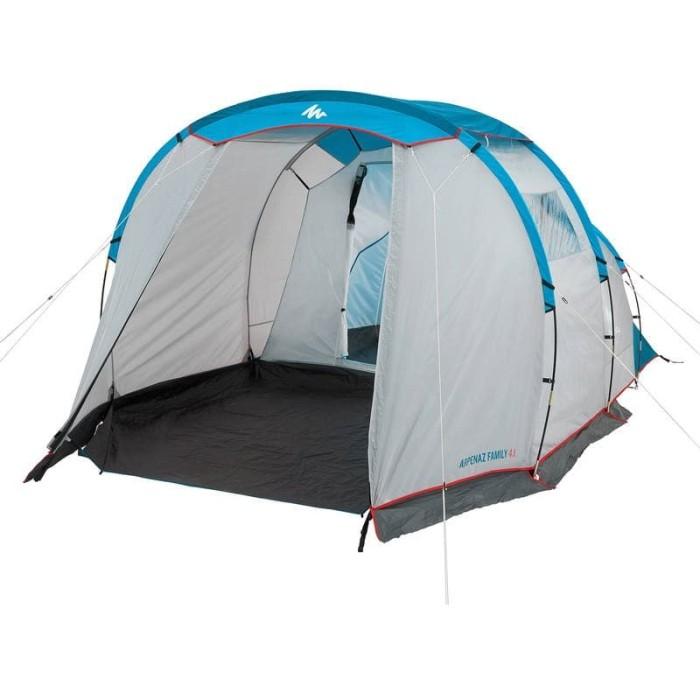 harga Quechua arpenaz 4.1 family dome tent tenda camping untuk 4 orang ori Tokopedia.com