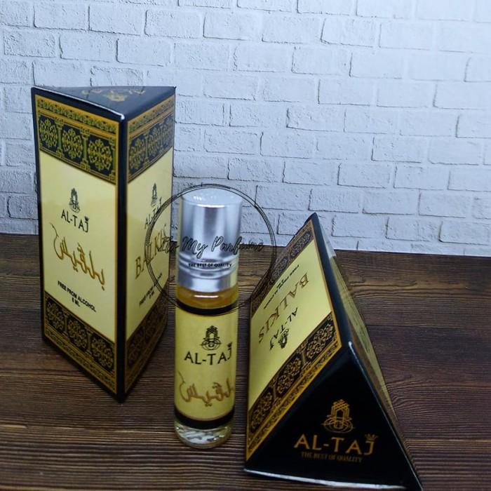 Al Taj Aroma Balkis Parfume Non Alkohol 6 ml - Its My Parfume