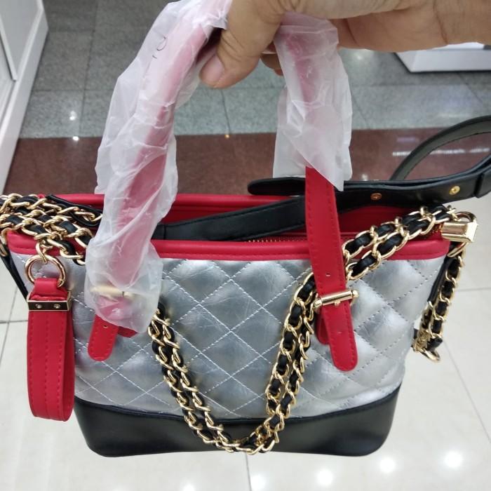 b28919d1635d05 Harga Jual Tas Fashion Chanel Gabriel / Tas Chanel Gabrielle Di ...