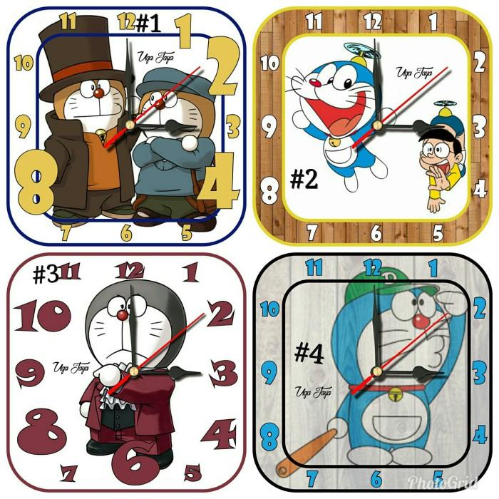 Segini Daftar Harga Jam Dinding Kotak Doraemon Murah Terbaru 2018 d0cca3e70f