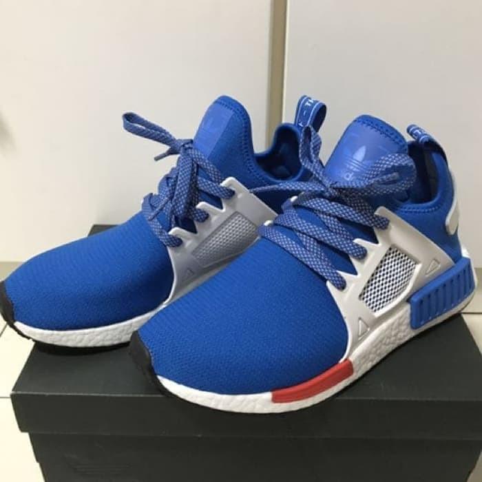 new style 093c4 5dc2c Jual Sepatu ADIDAS NMD XR1 Blue Bird France Premium Original - Kota Bandung  - zada46 | Tokopedia