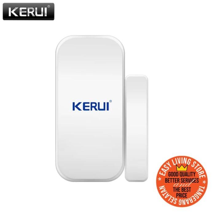 harga Original kerui d025 door/window sensor alarm rumah Tokopedia.com