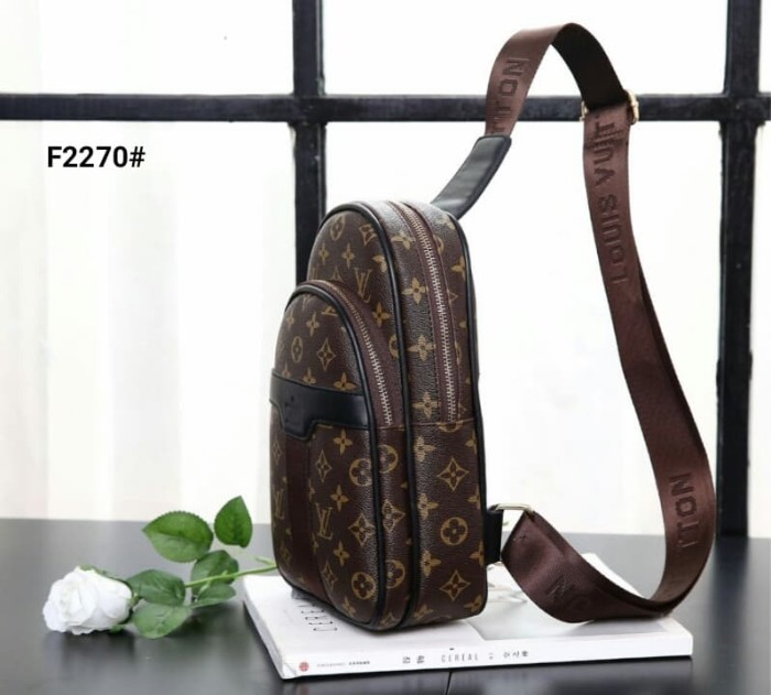 915f1c1c4fcd Jual Tas Selempang Wanita Lv Louis Vuitton Chest Bag  F2270 - Damier ...