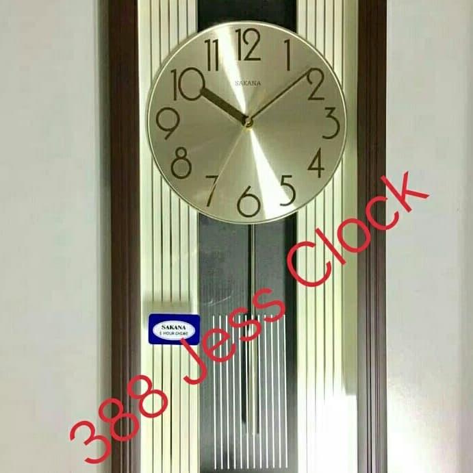 Jam Dinding Sakana 080 - Daftar Harga Terlengkap Indonesia cf02e6c8b7