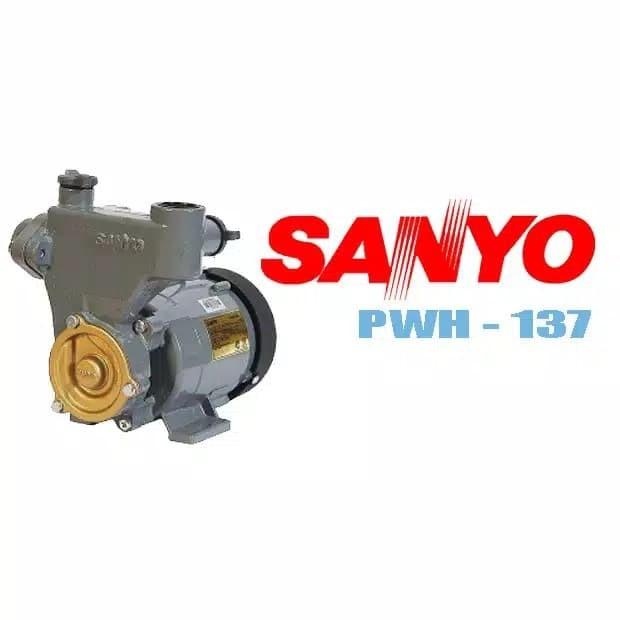 Pompa air sanyo PWH 137