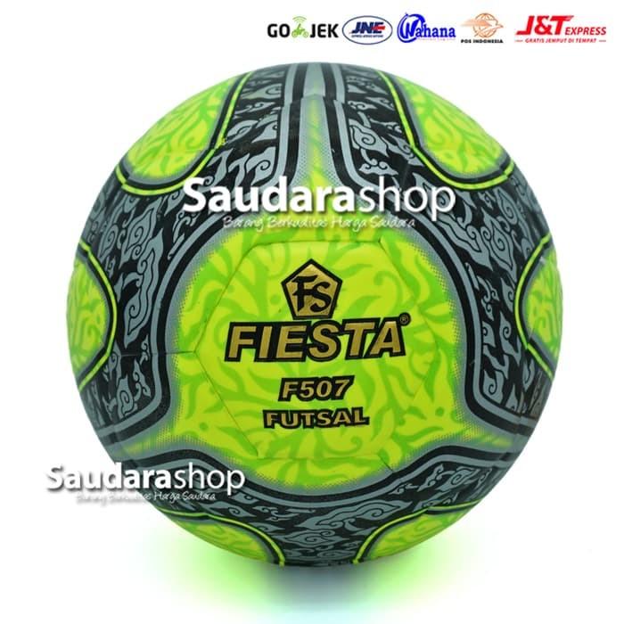 b1d0a7ec54 Jual Bola Futsal Press Fiesta F507 Motif Batik  Bola Futsal Fiesta ...