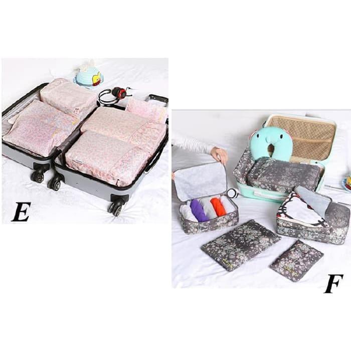 Ourhome Korean Shoes Pouch Travelling Organizer Tempat Sepatu Tas ... - Cocok untuk dibawa ngegym. Source · Travel Luggage Bag Organizer Portable 6 in 1 ...
