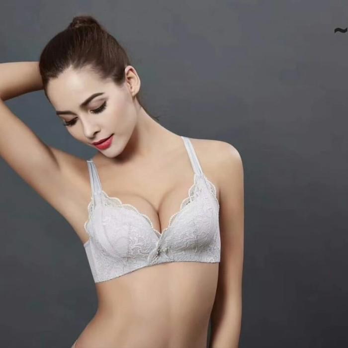 Review Pakaian Dalam Wanita   Bra Model Push Up ( 8376 ) Di Batam ... f0b0bea0ba