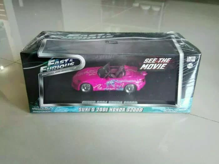 Diecast Greenlight Fast and Furious 1:43