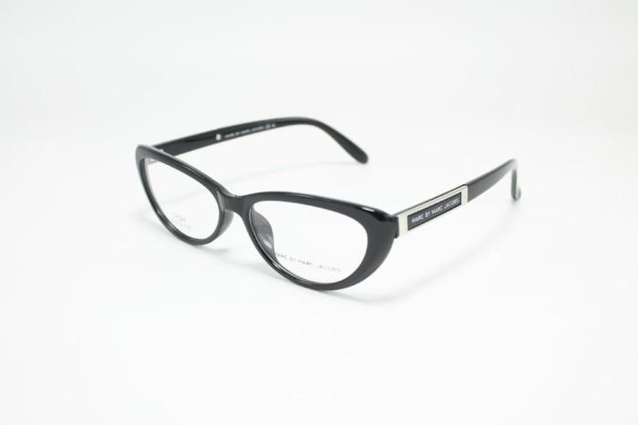 Harga Jual Frame Kacamata Minus Marc Jacobs 725 Cat Eye Wanita Hitam ... 7a4b3e3f74