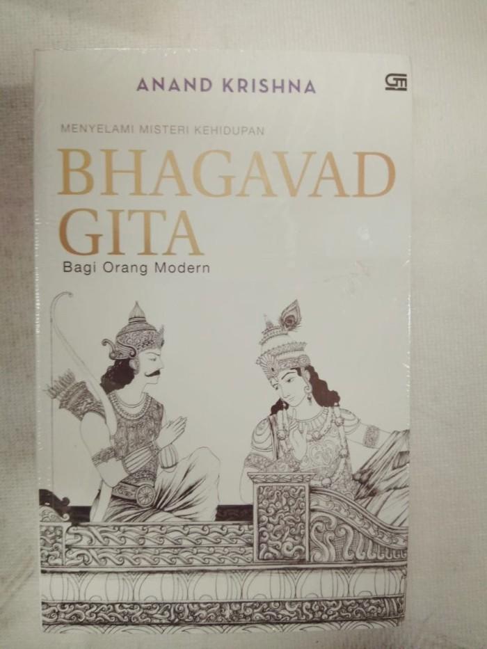harga Bhagavad gita bagi orang modern (cover baru ke-2) oleh anand krishna Tokopedia.com