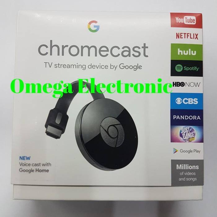 harga Original google chromecast 2 tv streaming alat nonton Tokopedia.com