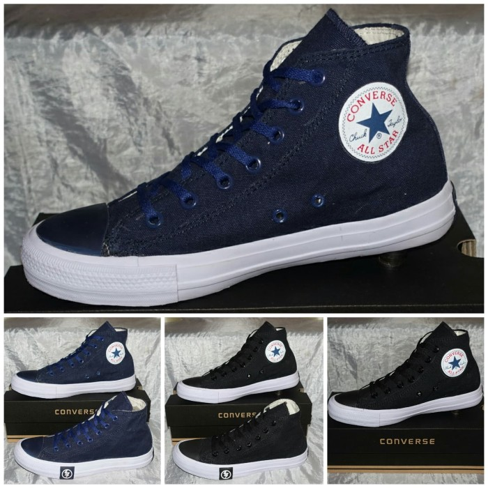 SEPATU SNEAKERS CONVERSE ALL STAR UNDEFEATED CHUCK TAYLOR HIGH CT 2 - Navy e5682d37c5