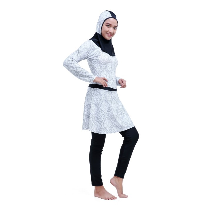 Jual Baju Renang Muslimah - Hitam 34ace4a527