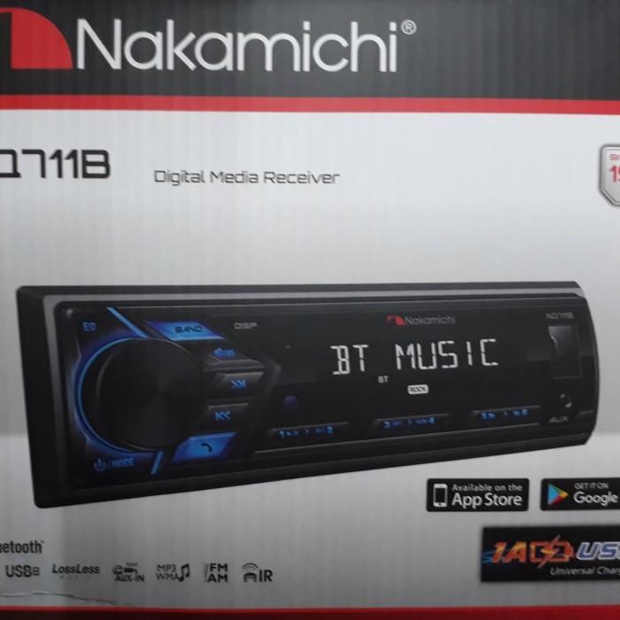 harga Single din usb radio bluetooth nakamichi Tokopedia.com