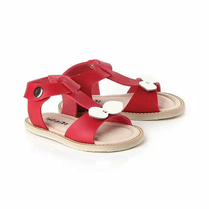 Sandal Bayi balita anak wanita - Sendal sepatu anak paling Laku Inf