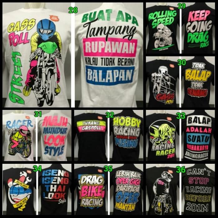 Tshirt Pria / Distro Pria. Source · Kaos Distro Baju Motor Balap .