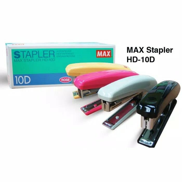 harga Stapler hd-10d max / staples hd-10d Tokopedia.com