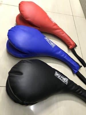 harga Patching pad target double taekwondo back power promoo Tokopedia.com