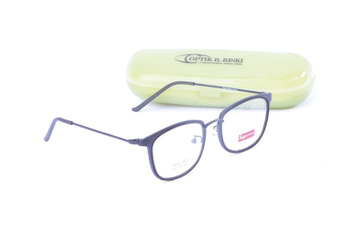 Jual frame kacamata minus (frame+lensa) pria wanita baca 1821 kaca ... 2d48f25f1e