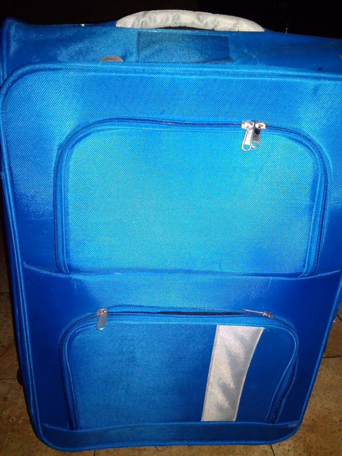 Tas koper bekas umroh -
