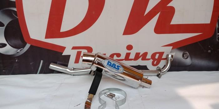 harga Knalpot Racing Honda Revo Dbs Croome Bulat Blanja.com
