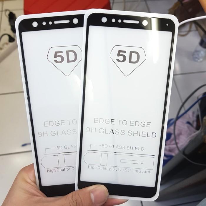 Foto Produk TEMPERED GLASS FULL LEM 5D FOR ASUS ZC600KL ASUS ZENFONE 5Q 2018 NEW dari BenuaCell