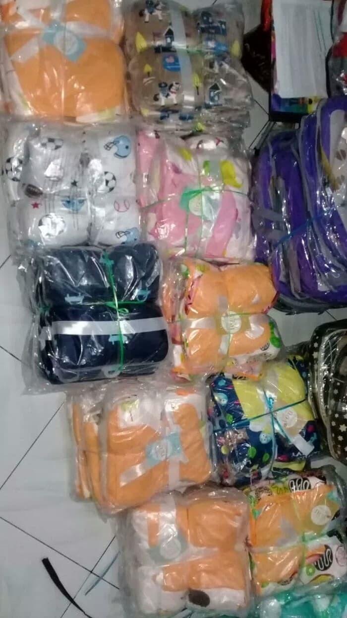 Jual Selimut Bayi Blanket Double Fleece Carter Merk Carters